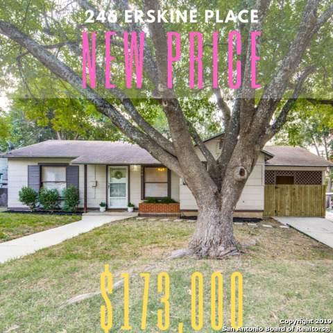 246 Erskine Pl, San Antonio, TX 78201 (MLS #1407467) :: BHGRE HomeCity