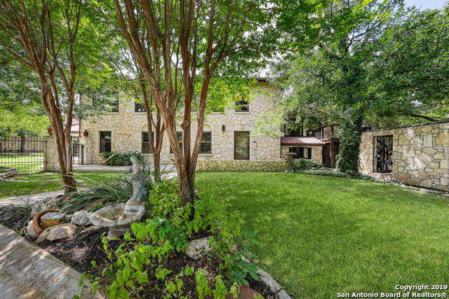 103 Park Hill Dr, San Antonio, TX 78212 (MLS #1408541) :: Niemeyer & Associates, REALTORS®