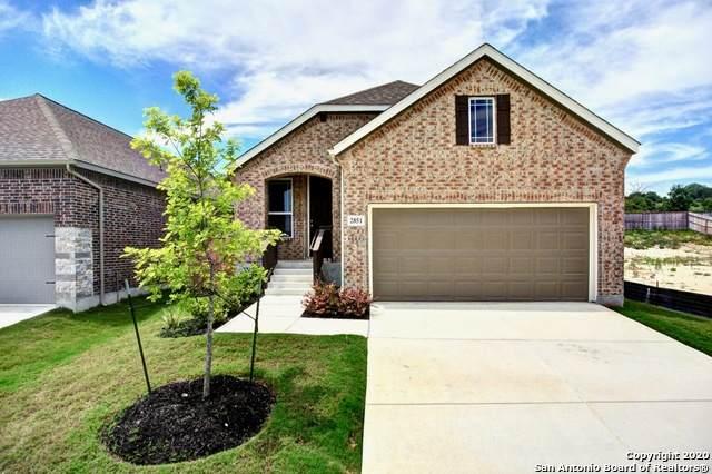 2851 High Castle, San Antonio, TX 78245 (MLS #1415430) :: Carolina Garcia Real Estate Group