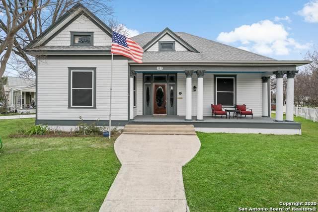 237 Vance St, San Antonio, TX 78210 (MLS #1438338) :: The Glover Homes & Land Group