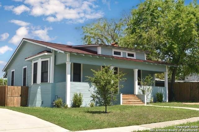 1121 E Crockett St, San Antonio, TX 78202 (MLS #1445477) :: Neal & Neal Team