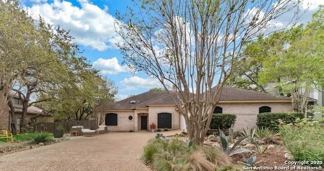 1607 Hawks Ridge, San Antonio, TX 78248 (MLS #1446629) :: The Castillo Group