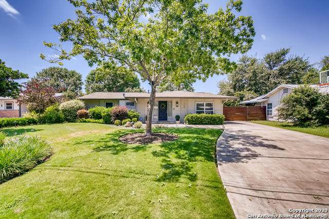 110 Shropshire Dr, San Antonio, TX 78217 (MLS #1459010) :: HergGroup San Antonio Team