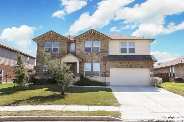 317 Blaze Moon, Cibolo, TX 78108 (#1474115) :: The Perry Henderson Group at Berkshire Hathaway Texas Realty
