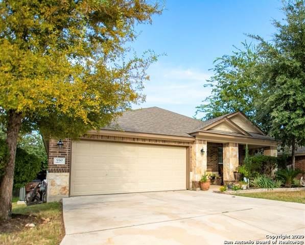 930 Bar Z Ranch, San Antonio, TX 78245 (MLS #1478712) :: Maverick