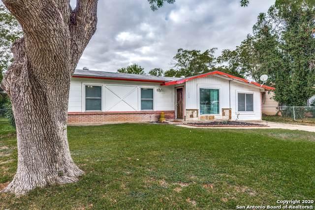 119 Moonstone Dr, San Antonio, TX 78233 (MLS #1485571) :: The Lugo Group