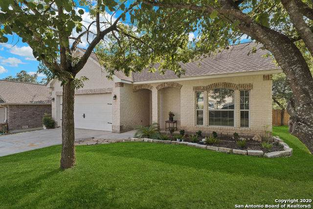 31 Roan Heights, San Antonio, TX 78259 (MLS #1485820) :: The Gradiz Group