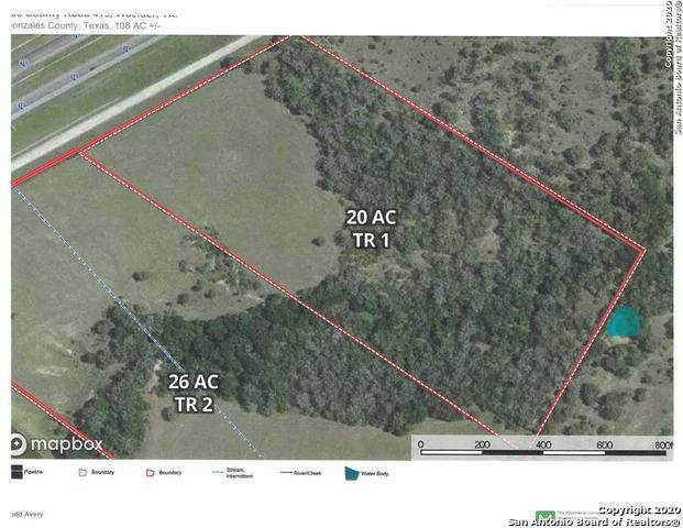 760 Cr 413A Tract 1, Waelder, TX 78959 (MLS #1486439) :: EXP Realty