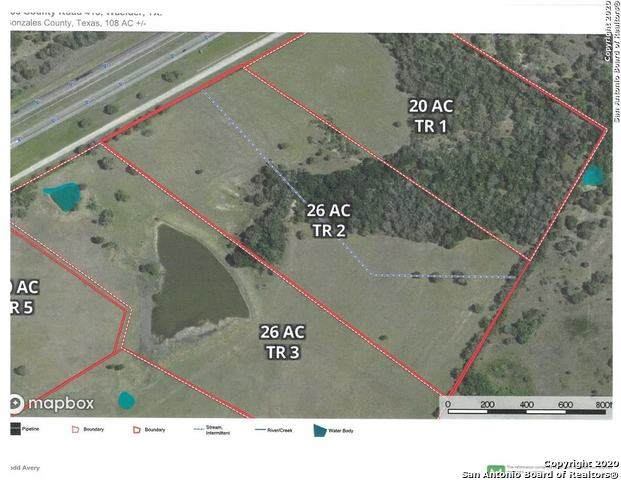 760 Cr 413A Tract 2, Waelder, TX 78959 (MLS #1486450) :: EXP Realty
