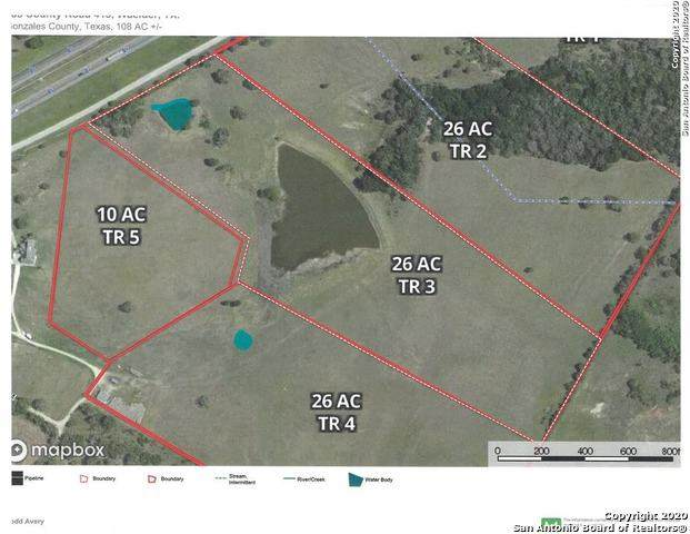 760 Cr 413A Tract 3, Waelder, TX 78959 (MLS #1486457) :: The Mullen Group | RE/MAX Access