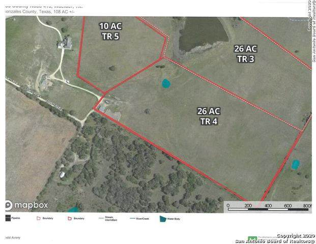 760 Cr 413A Tract 4, Waelder, TX 78959 (MLS #1486466) :: Berkshire Hathaway HomeServices Don Johnson, REALTORS®