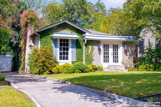127 College Blvd, Alamo Heights, TX 78209 (MLS #1487055) :: BHGRE HomeCity San Antonio