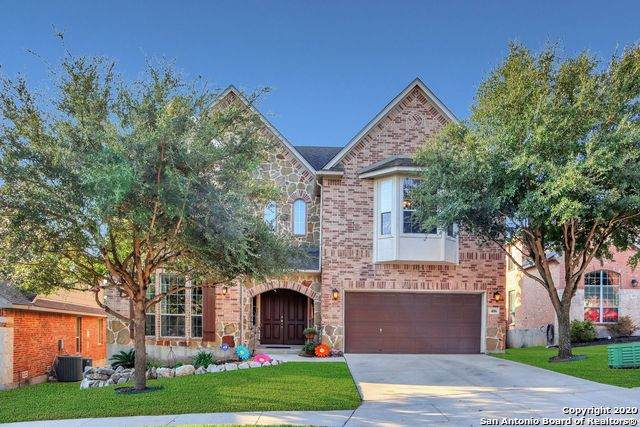 406 Calm Springs, San Antonio, TX 78260 (MLS #1488508) :: The Gradiz Group