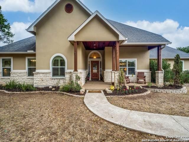 649 N Star, Bandera, TX 78003 (MLS #1492052) :: BHGRE HomeCity San Antonio