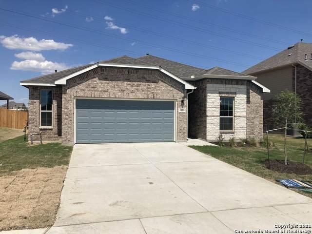5118 Village Park, Schertz, TX 78124 (MLS #1500718) :: Alexis Weigand Real Estate Group