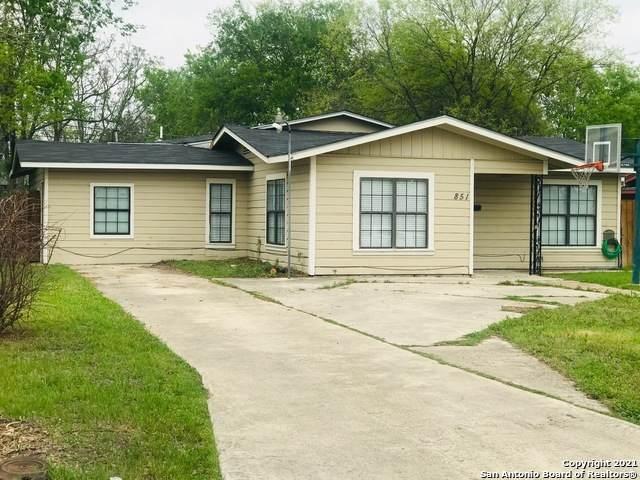851 Alametos, San Antonio, TX 78212 (MLS #1508014) :: The Lopez Group
