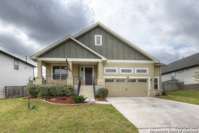 6572 Mason Valley, Schertz, TX 78108 (MLS #1516676) :: Alexis Weigand Real Estate Group