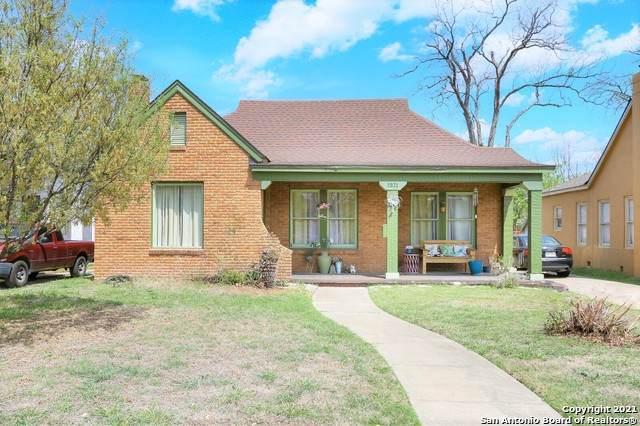 1931 W Magnolia Ave, San Antonio, TX 78201 (MLS #1517285) :: Exquisite Properties, LLC