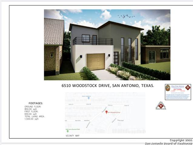 6510 Woodstock Dr, San Antonio, TX 78223 (MLS #1518724) :: The Mullen Group | RE/MAX Access