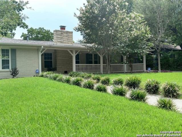 1232 Wiltshire Ave, Terrell Hills, TX 78209 (MLS #1519610) :: Williams Realty & Ranches, LLC