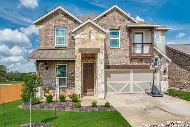 1256 Loma Rnch, New Braunfels, TX 78132 (MLS #1535195) :: Keller Williams Heritage
