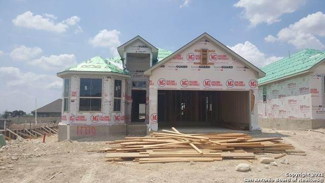 11710 Briceway Land, Helotes, TX 78023 (MLS #1535959) :: Beth Ann Falcon Real Estate