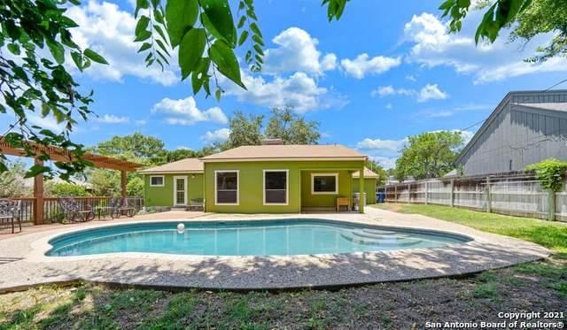 3614 Green Spring, San Antonio, TX 78247 (MLS #1539499) :: Bexar Team