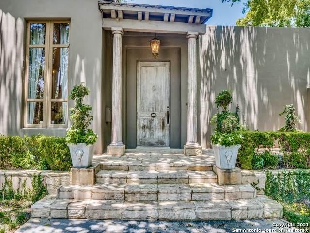 225 Redwood St, Alamo Heights, TX 78209 (MLS #1539644) :: Concierge Realty of SA