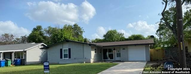 342 Haverford Dr, San Antonio, TX 78217 (MLS #1544151) :: Williams Realty & Ranches, LLC