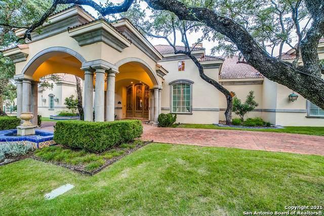19 Inverness Blvd, San Antonio, TX 78230 (MLS #1559868) :: Beth Ann Falcon Real Estate