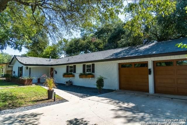 116 Adobe Dr, Castle Hills, TX 78213 (MLS #1562791) :: The Gradiz Group