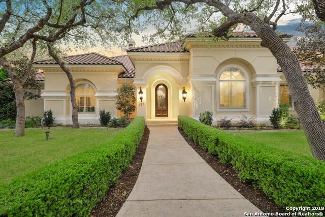 527 Berwick Town, Shavano Park, TX 78249 (MLS #1332752) :: Exquisite Properties, LLC