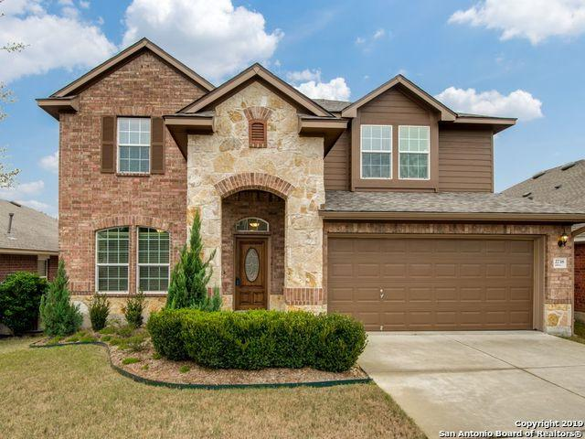 2738 Trinity Glade, San Antonio, TX 78261 (MLS #1357576) :: Berkshire Hathaway HomeServices Don Johnson, REALTORS®