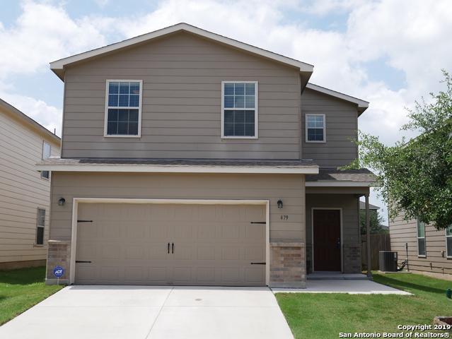 479 Walnut Crest, Schertz, TX 78154 (MLS #1383633) :: The Gradiz Group