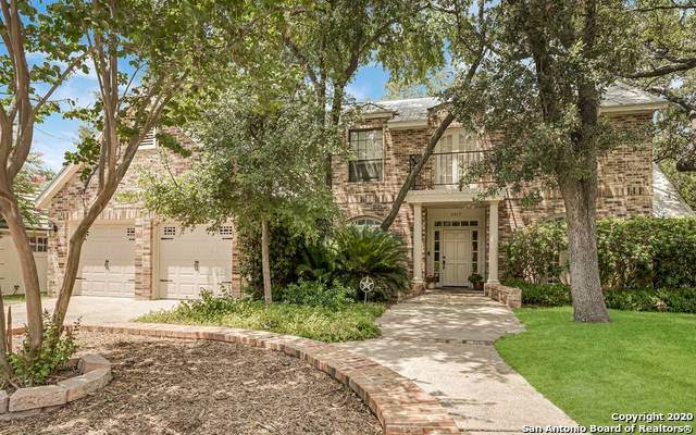 3815 Hunters Trail, San Antonio, TX 78230 (MLS #1471297) :: The Gradiz Group