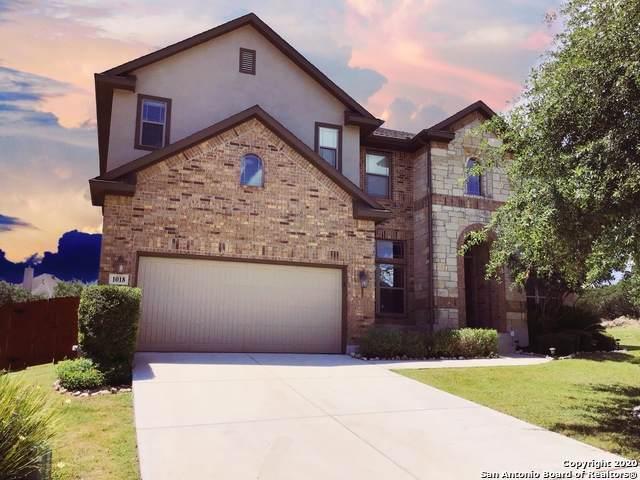 1018 Rock Shelter, San Antonio, TX 78260 (MLS #1471826) :: Concierge Realty of SA