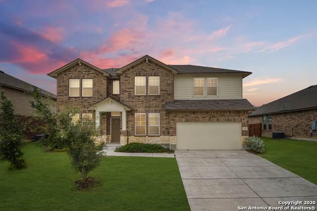 317 Blaze Moon, Cibolo, TX 78108 (MLS #1474115) :: The Real Estate Jesus Team