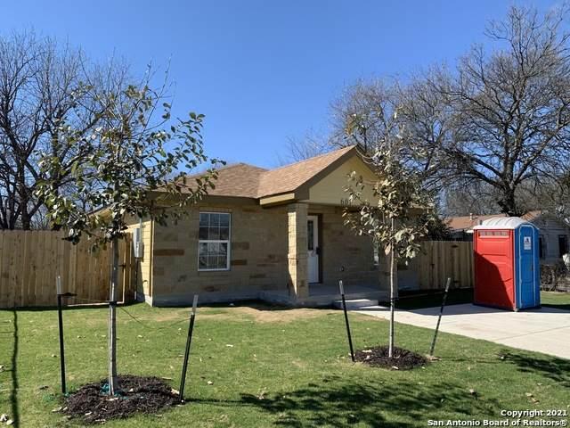607 NW 36th St, San Antonio, TX 78237 (MLS #1477286) :: Keller Williams Heritage