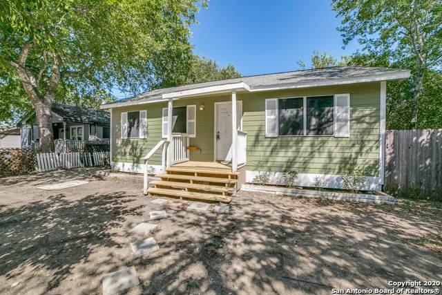 235 Mohawk St, San Antonio, TX 78211 (MLS #1484744) :: The Lugo Group