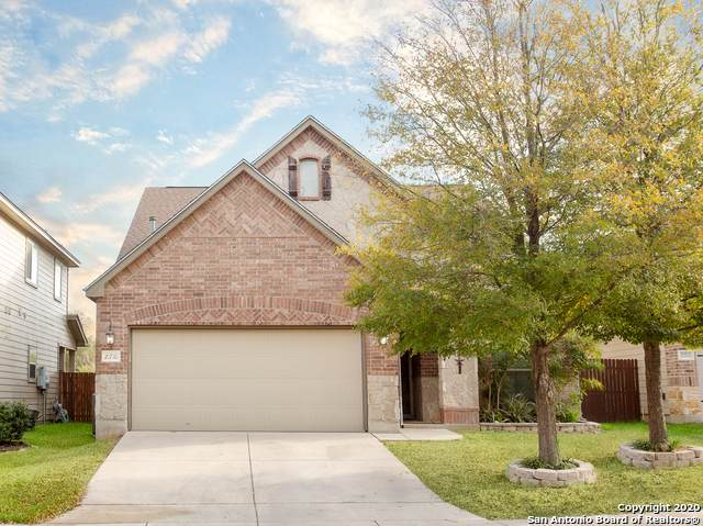 21710 Thunder Basin, San Antonio, TX 78261 (MLS #1492206) :: Maverick