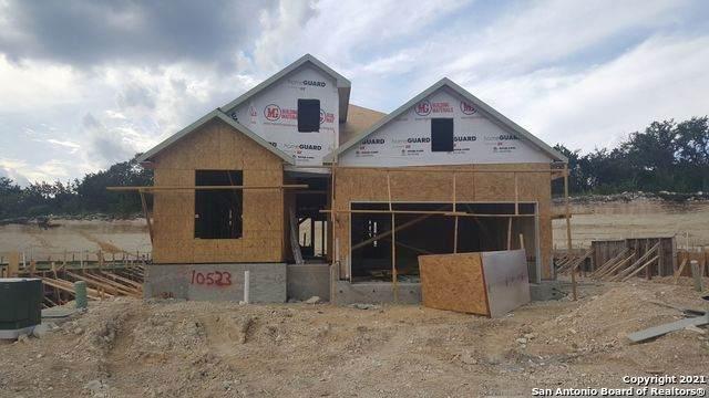 10523 Briceway Ace, Helotes, TX 78023 (MLS #1508255) :: Beth Ann Falcon Real Estate