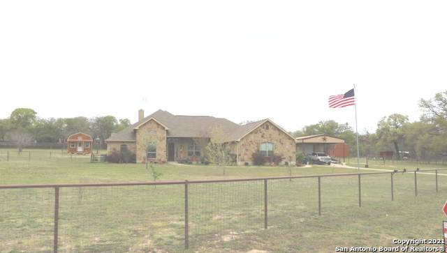 201 Rosewood Dr, La Vernia, TX 78121 (MLS #1514184) :: Alexis Weigand Real Estate Group