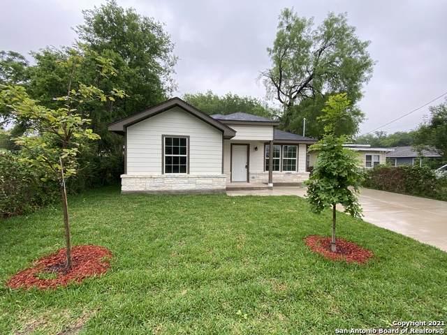 371 Corliss, San Antonio, TX 78220 (MLS #1516925) :: 2Halls Property Team | Berkshire Hathaway HomeServices PenFed Realty