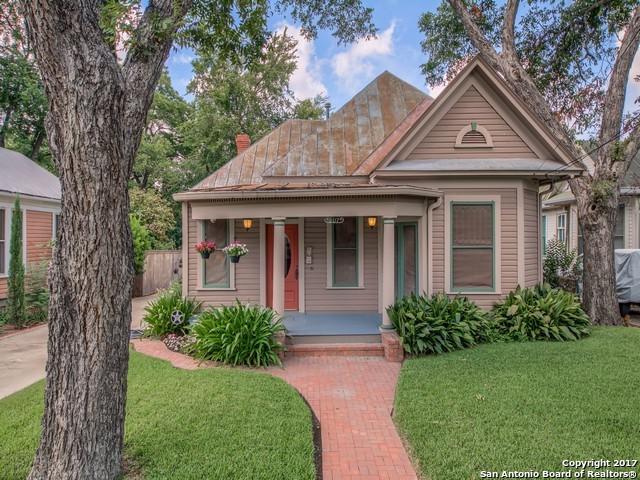507 Cedar St, San Antonio, TX 78210 (MLS #1262647) :: The Castillo Group