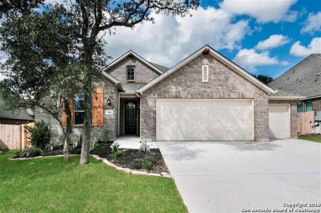 114 Coldwater Creek, Boerne, TX 78006 (MLS #1316261) :: Exquisite Properties, LLC
