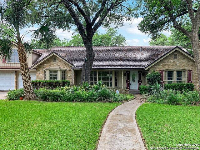 101 Briarcliff Dr, Castle Hills, TX 78213 (MLS #1376142) :: Erin Caraway Group