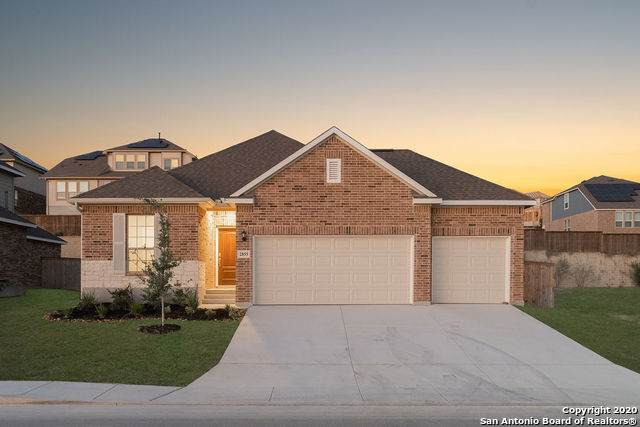 2855 Tortuga Verde, San Antonio, TX 78245 (MLS #1455485) :: Carolina Garcia Real Estate Group