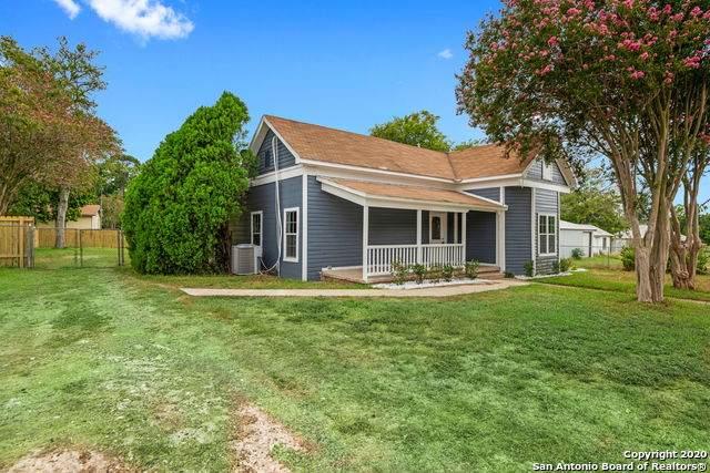 108 Damaron St, Stockdale, TX 78160 (MLS #1509755) :: The Castillo Group