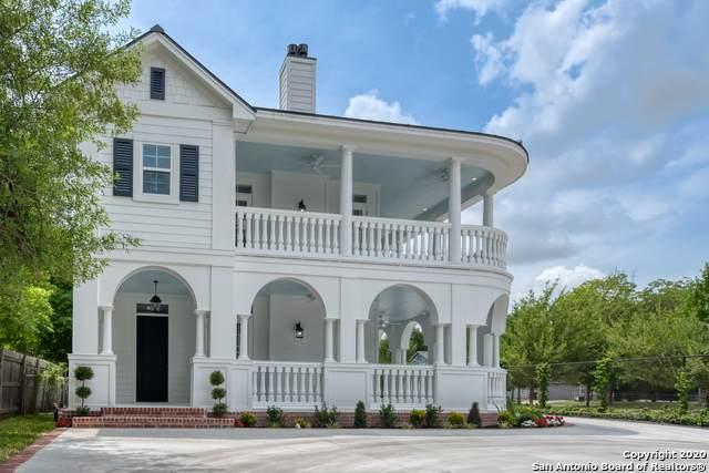1077 W Mill St, New Braunfels, TX 78130 (MLS #1415897) :: Reyes Signature Properties