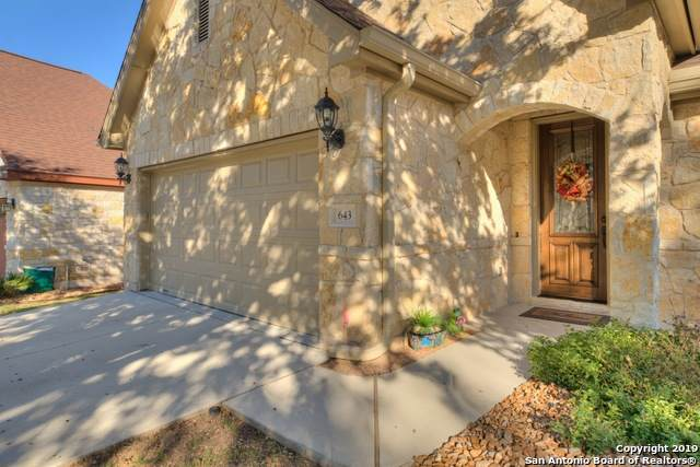 643 Carriage House, Spring Branch, TX 78070 (MLS #1429874) :: BHGRE HomeCity